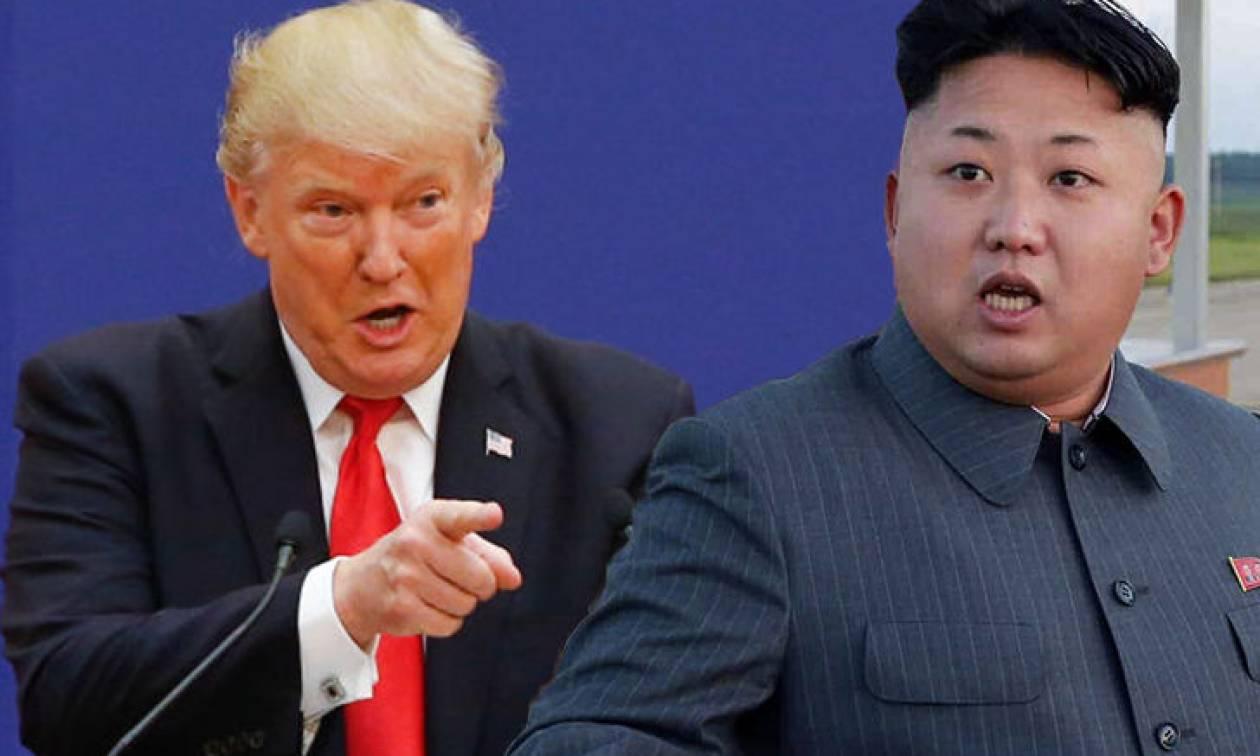 Ντόναλντ Τραμπ: «Πράξαμε σωστά. Ο πυραυλάνθρωπος Κιμ Γιονγκ Ουν υποχώρησε»
