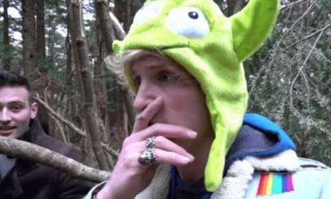 Σάλος με βίντεο διάσημου Youtuber που χλευάζει απαγχονισμένο άνδρα σε δάσος της Ιαπωνίας (Vid)
