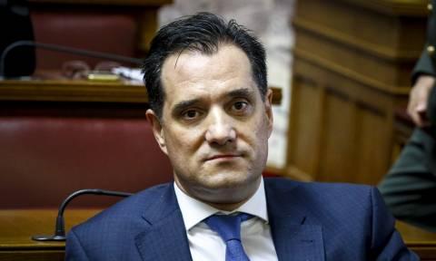 Γεωργιάδης για Σκόπια: Η ΝΔ δεν πρέπει να παίξει τον ρόλο του χρήσιμου ηλίθιου