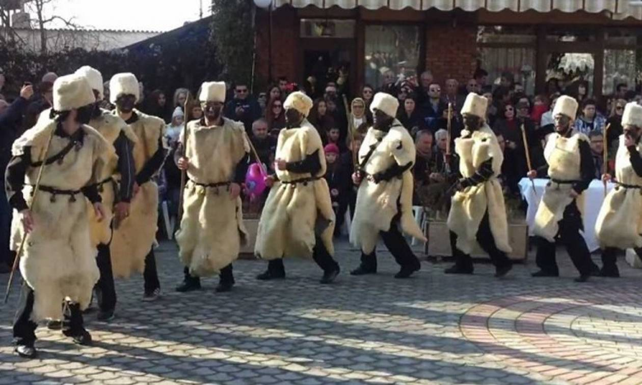 ΘΕΟΦΑΝΕΙΑ 2018: Οι Αράπηδες, τα Μπαμπούγερα, οι Μωμόγεροι και η Καμήλα της ανατολικής Μακεδονίας