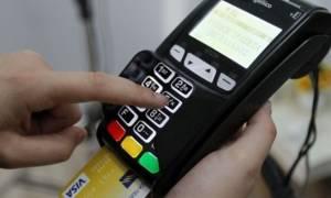 Με κάρτα επέλεξαν να πληρώσουν οι Έλληνες τις γιορτινές ημέρες