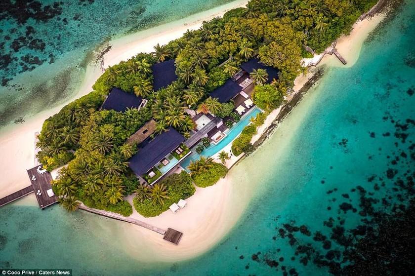 Θέλεις να κάνεις διακοπές σε ιδιωτικό νησί στις Μαλδίβες; – Θα σου κοστίσει 45.000 δολάρια τη βραδιά