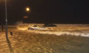 Στο έλεος της καταιγίδας Eleanor η Γαλλία: Τουλάχιστον εννέα τραυματίες - Δείτε συγκλονιστικά βίντεο