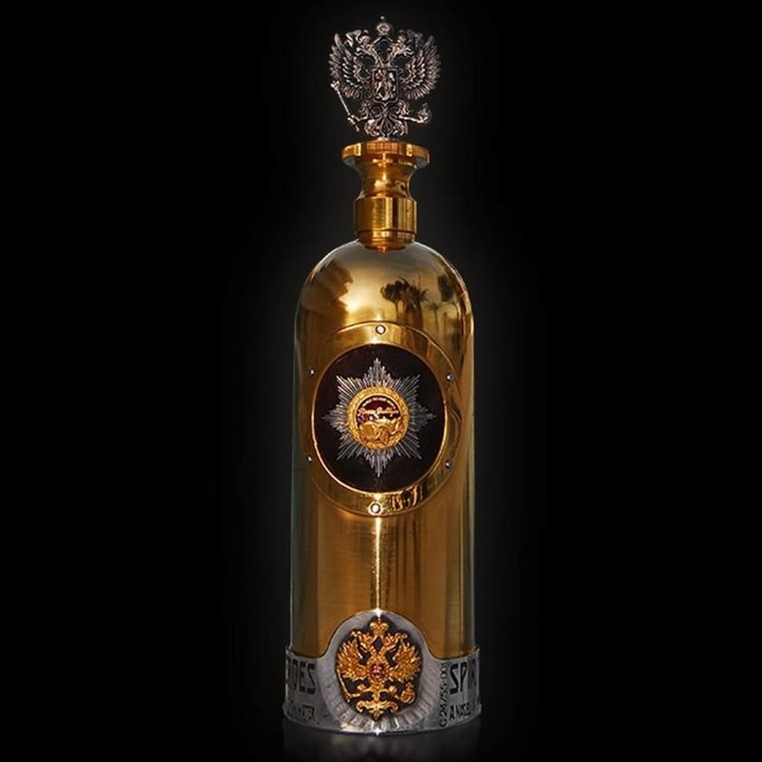 Έκλεψαν το πιο ακριβό μπουκάλι βότκας στον κόσμο - Η αξία του ξεπερνά το 1,3 εκατ. δολάρια (Vid)