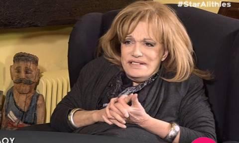 Συγκλονίζει η Μαίρη Χρονοπούλου: «Έχω 100% αναπηρία. Ήμουν εννέα μέρες κλινικά νεκρή»