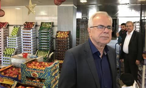 Λαϊκές αγορές παραγωγών σε όλη την Ελλάδα και Ταμείο Αλληλοβοήθειας στην αλιεία