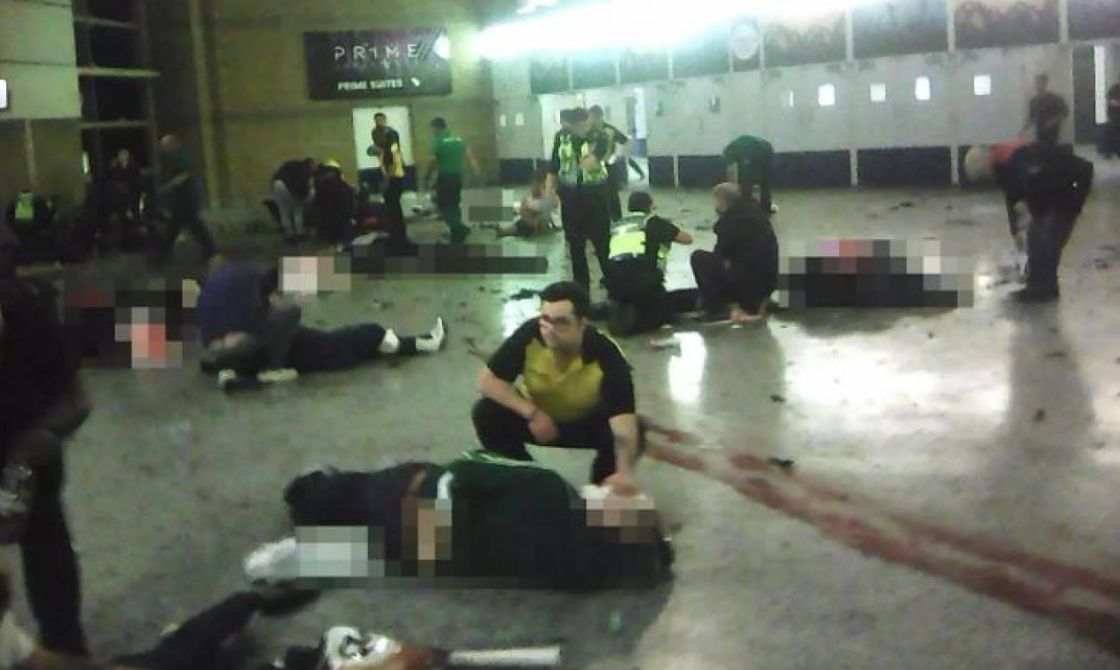 Σάλος στη Βρετανία: Ο «ήρωας» του Μάντσεστερ λήστεψε τα θύματα που υποτίθεται ότι βοηθούσε (Vid)