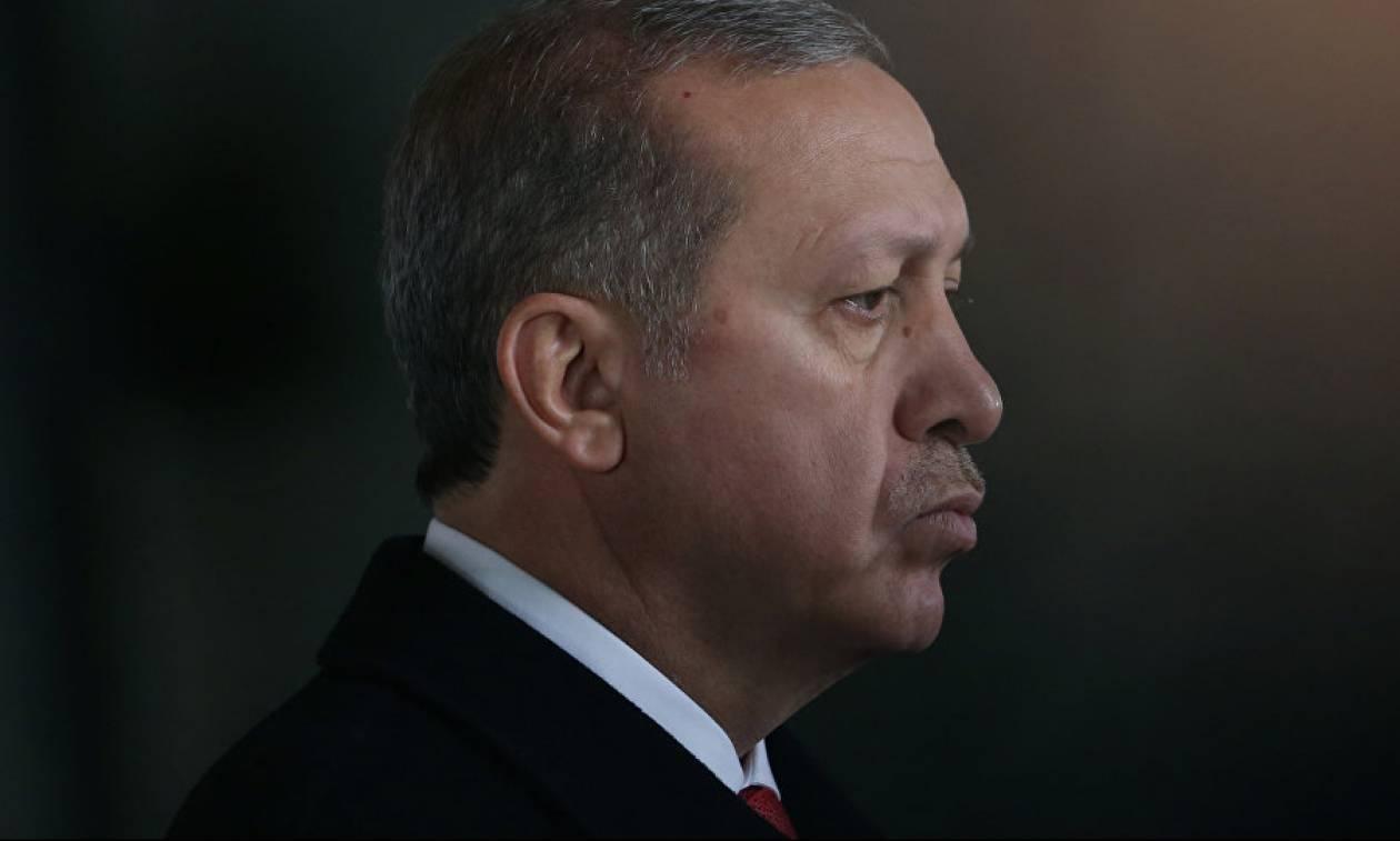 Ανήσυχος ο Ερντογάν: Ένοχος ο Τούρκος τραπεζίτης που τον ενέπλεξε σε διεθνές σκάνδαλο με μίζες
