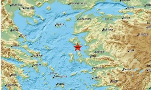 Σεισμός ΤΩΡΑ: Ταρακουνήθηκε η Μυτιλήνη