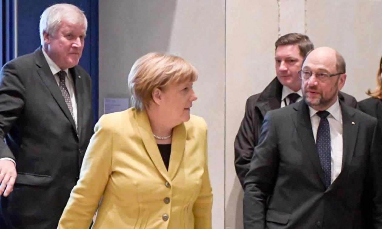 Γερμανία: Την Κυριακή η έναρξη των διερευνητικών επαφών για τον σχηματισμό κυβέρνησης