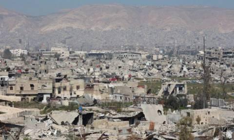 Συρία: Πολύνεκρες επιθέσεις κοντά στη Δαμασκό
