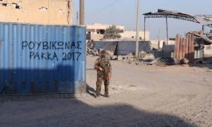 Ποιο είναι το μέλος του Ρουβίκωνα που πολεμούσε στη Συρία