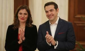 Μπέτυ Μπαζιάνα: Ο Τσίπρας δεν πρόδωσε, δεν εξαπάτησε, δεν είπε ψέματα