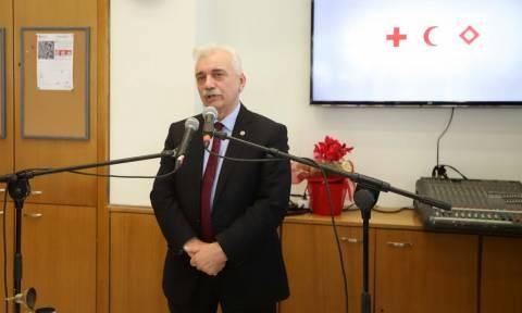 Αυγερινός: Θέλω έναν δυνατό Ερυθρό Σταυρό, διαφανή και αποτελεσματικό