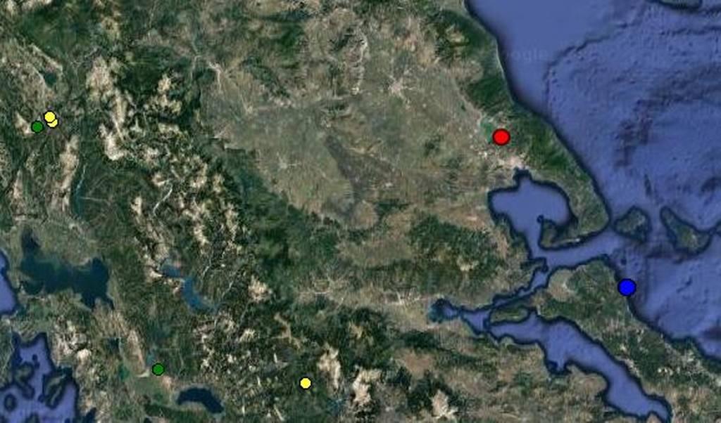 ΕΚΤΑΚΤΟ: Σεισμός ΤΩΡΑ – Ταρακουνήθηκε η Θεσσαλονίκη