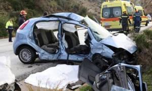 Κρήτη: Η 15χρονη που επέζησε από το τροχαίο δεν ξέρει ότι σκοτώθηκε η μητέρα και η αδελφή της
