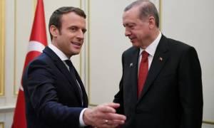 Συνάντηση Μακρόν-Ερντογάν στο Παρίσι – Τι θα συζητήσουν