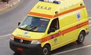 Τραγωδία με γυναίκα έξω από τη Θεσσαλονίκη