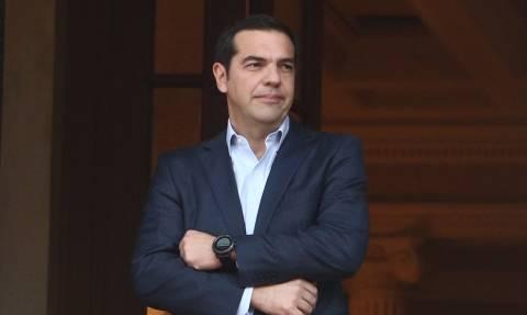 Θεοφάνεια 2018: Στην Κάλυμνο ο Τσίπρας, ανακηρύσσεται επίτιμος δημότης