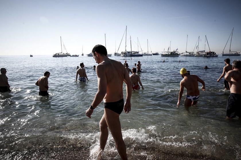 Θεοφάνεια 2018 - Τσίπρας: Η περήφανη Ελλάδα του μόχθου θα τα καταφέρει (pics+vid)