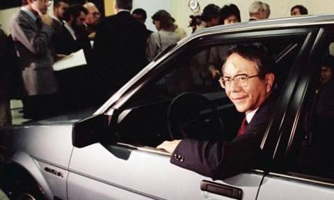 Πέθανε ο πρώην πρόεδρος της Toyota, Τατσούρο Τογιόντα