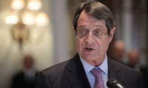 Ν. Αναστασιάδης: Η Λευκωσία αναμένει τις παρατηρήσεις της Αθήνας για την ΑΟΖ