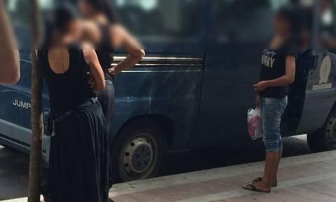 Ηράκλειο: Σύλληψη 11χρονης για κλοπή