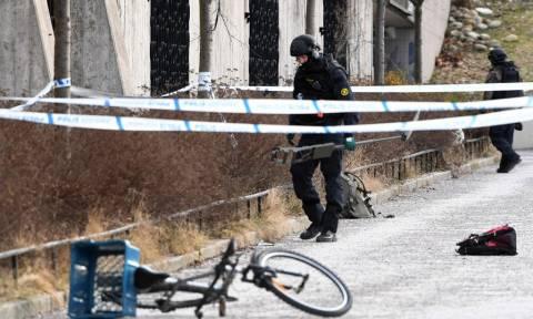 Έκρηξη στο μετρό της Στοκχόλμης - Δύο τραυματίες (pics)