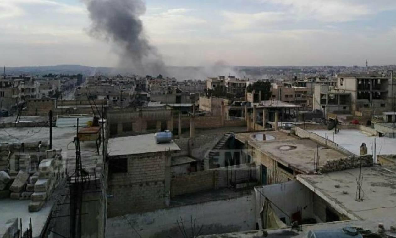 «Λουτρό» αίματος στη Συρία: Τουλάχιστον 18 νεκροί μετά από έκρηξη στην πόλη Ιντλίμπ