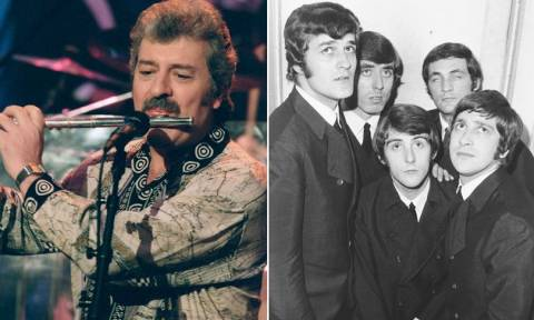 Απεβίωσε ο τραγουδιστής Ρέι Τόμας των Moody Blues