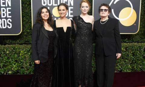 Χρυσές Σφαίρες 2018: Οι πιο καλοντυμένες της βραδιάς