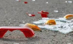 Σοκαριστικό τροχαίο έξω από τη Λαμία – Τραυματίστηκαν δύο νεαροί (Pics)