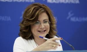 Σπυράκη εναντίον κυβέρνησης: Επιβαρύνουν τους Έλληνες με νέα μέτρα 1,9 δισ. ευρώ