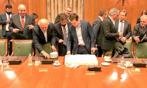 Υπουργικό Συμβούλιο: Και το φλουρί κέρδισε ο...