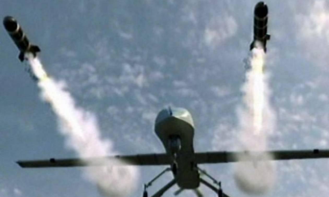 Συναγερμός: 13 οπλισμένα drones περικύκλωσαν ρωσική αεροπορική βάση στη Συρία