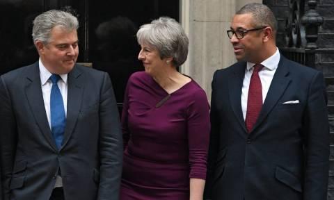 Βρετανία: Με γκάφα ολκής ξεκίνησε ο ανασχηματισμός της κυβέρνησης