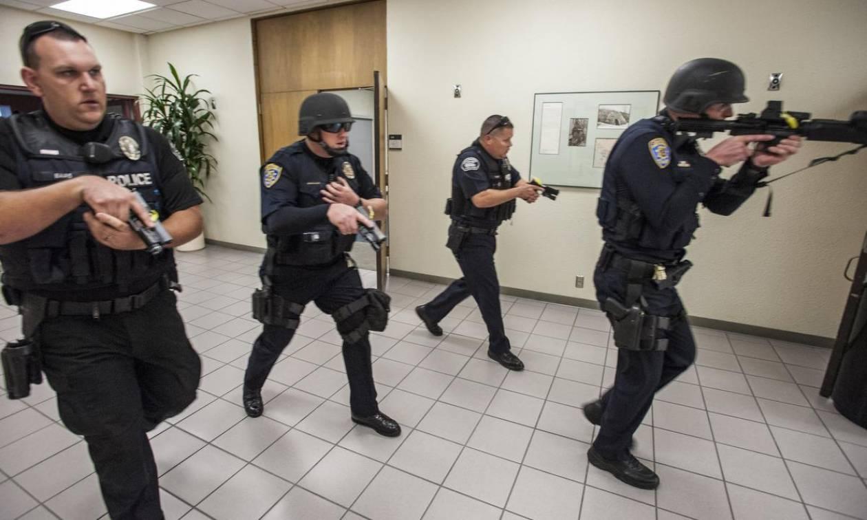 Σοκ στις ΗΠΑ: Αστυνομικοί σκότωσαν 987 ανθρώπους το 2017, εκ των οποίων οι 68 ήταν άοπλοι