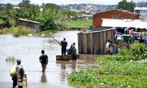 Μαδαγασκάρη: Τουλάχιστον 29 άνθρωποι νεκροί από το πέρασμα του τυφώνα Άβα