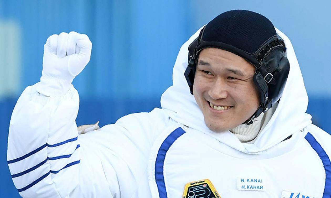 Αστροναύτης ψήλωσε 9 πόντους κατά την παραμονή του στον Διεθνή Διαστημικό Σταθμό!