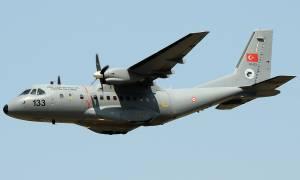 Προκαλεί η Άγκυρα: Υπερπτήση τουρκικού αεροσκάφους πάνω από τη Ζουράφα