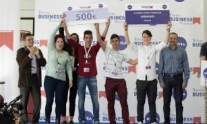 NIVEA Young Business Talents 2017 - 2018:  Οι μαθητές δίνουν και πάλι δυναμικό παρόν