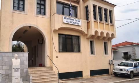 Χίος: Απόπειρα ανθρωποκτονίας στους Ολύμπους - Χειροπέδες σε θύτη και θύμα