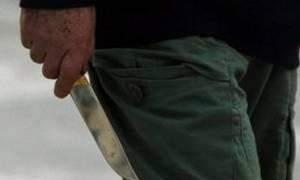 Συναγερμός στην Ολυμπία: Ηλικιωμένη κατήγγειλε ότι τη μαχαίρωσε ο άντρας της