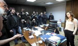 Υπουργείο Εργασίας για ΠΑΜΕ: Ακατανόητη η σημερινή εισβολή