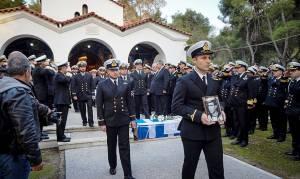 Η ελληνική γη υποδέχθηκε τα λείψανα των Ελλήνων πεσόντων της ακταιωρού ΦΑΕΘΩΝ