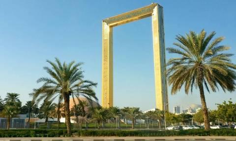 bc341726bad Η «Κορνίζα του Ντουμπάι» - Η νέα ατραξιόν που κόβει την ανάσα