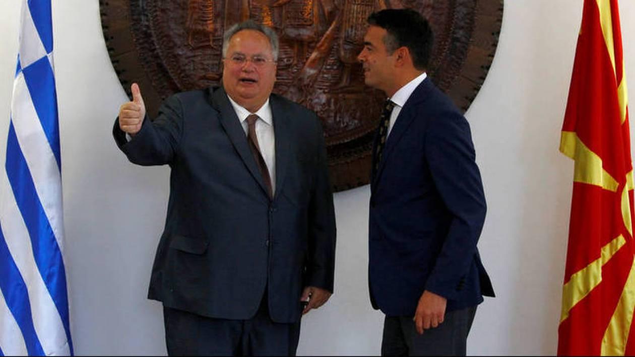 Σκοπιανό: οι ζυμώσεις και το «περίεργο» αλβανικό σάιτ που έγραψε τα περί συμφωνίας για το όνομα