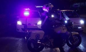Θεσσαλονίκη: Τροχαίο δυστύχημα μετά από καταδίωξη