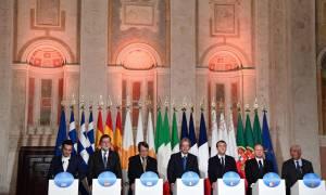 Αλέξης Τσίπρας: Το 2018 μπορεί να είναι έτος-ορόσημο για το τέλος της κρίσης στην Ευρώπη