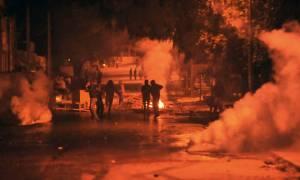 Νέες συγκρούσεις σε πολλές πόλεις της Τυνησίας